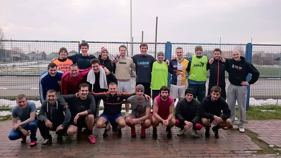 Klub australskog nogometa Sesvete
