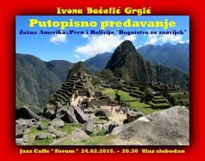 Putovanje kroz Južnu Ameriku