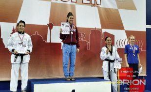 Taekwondo Orion 2016